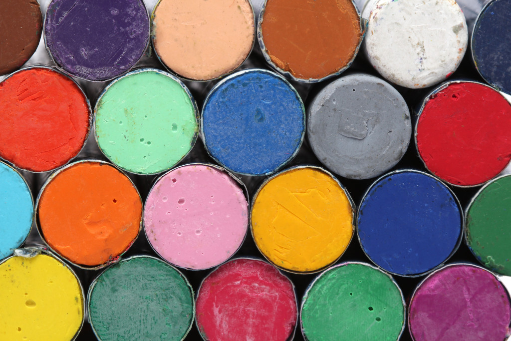 colored waxes